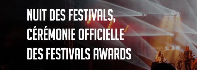 La Nuit des Festivals by Tous les Festivals (édition 2016)