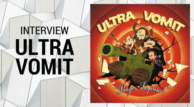 Ultra Vomit – Interview